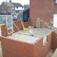 New Build house swanley