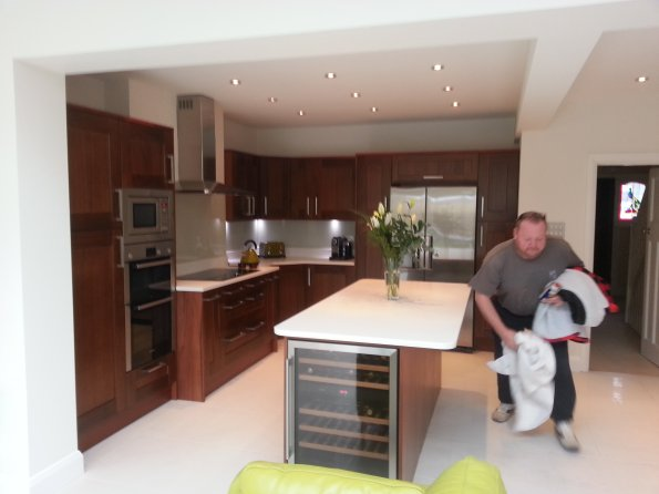 kitchen extension Sidcup
